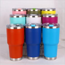 Stainless Steel Mug Cup Insulated Travel Double Wall Tumbler
