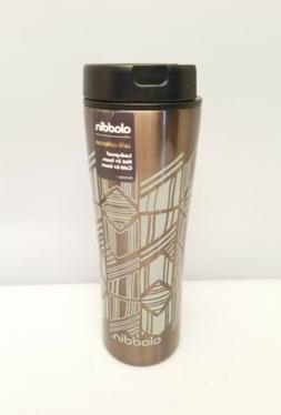 Aladdin Stainless Steel Panama Travel Mug 16oz - Gray