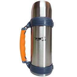 Stainless Steel Thermal Beverage Vacuum Bottle Travel Mug