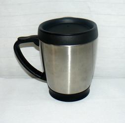Copco Stainless Steel Travel Mug 16 oz. Lightweight Plastic