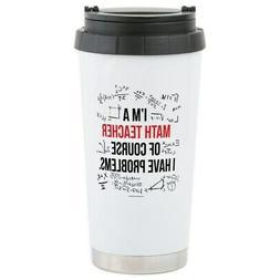 CafePress Stainless Steel Travel Mug