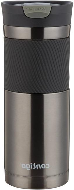 Contigo Stainless Steel Travel Mug Sports Bottle, 20 Ounce,