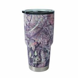 Mossy Oak Camo Tumbler, Stainless Steel Vacuum Insulated Cup