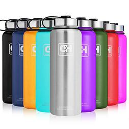 Stainless Steel Vacuum Insulated Water Bottle, Cold for 24 H