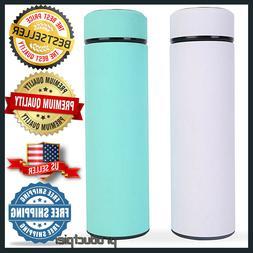 Stainless Steel Water Bottle Tumblers: BPA Free, Vacuum Insu