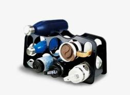 Storage Organizer For Bottles & Travel Mugs For Home Or On T