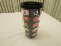 Sushi Pattern Drink Cup / Travel Mug / Tumbler / Thermos Sty