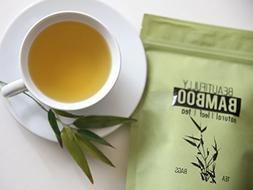 Bamboo Tea - Rich in Organic Silica- for Healthy Hair, Skin