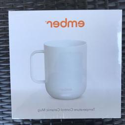 Ember Temperature Control Ceramic Mug, White - CM17