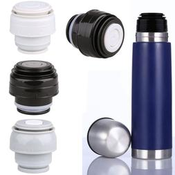 Thermos Bottle Cover Mug Stopper Thermal Cup Lid Travel Bull