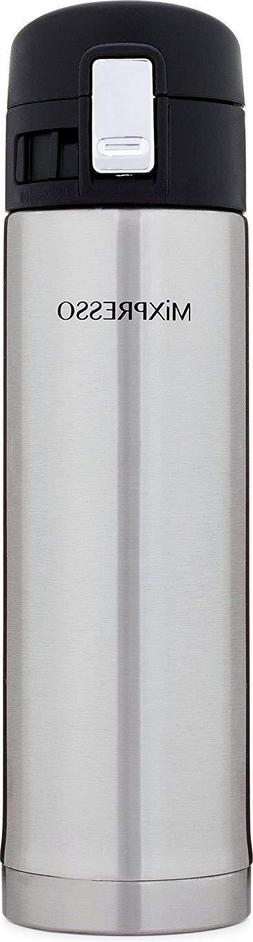 Coffee Thermos - Vacuum Insulated Travel Mug Double Walled W