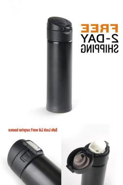 Titanium Alloy Steel Tea/Coffee Travel Mug Tumbler Thermos I