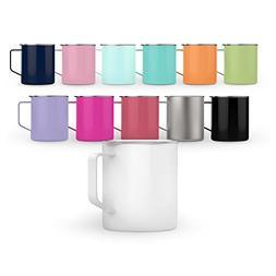Maars Townie Insulated Coffee Mug, 14 oz   Double Wall Vacuu