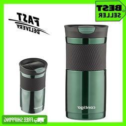 Travel Coffee Mug Leak Proof Vacuum Insulated Byron SnapSeal