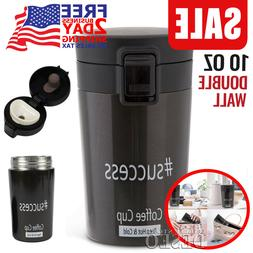 Coffee Travel Mug Hot Cold Drinks Tea Cup Double Insulate St