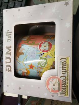 Camp Casual ' Travel Map ' Coffee Mug Cup Retro Cups Mugs RV