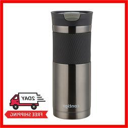 Travel Mug Contigo AutoSeal Lid Stainless Steel Coffee Tea H