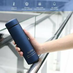 Travel Mug Coffee Stainless Steel Vacuum Insulated No Leak B