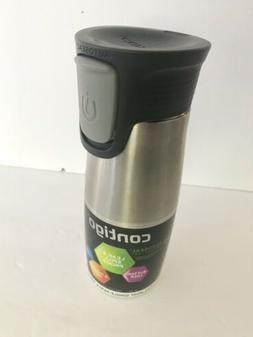 Travel Mug Contigo AutoSeal Lid Stainless Steel Thermos Coff