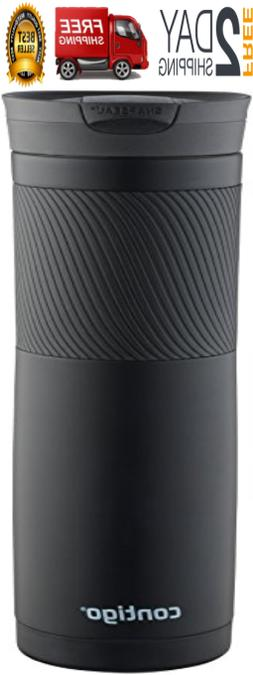 travel mug seal lid stainless steel thermos