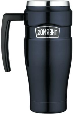 Travel Mug Tumbler Insulated Cup Hot Cold Coffee Stainless S