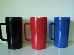 Travel Mugs with Handles, 34.5 oz. $5.79 FREE SHIPPING