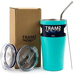 Tumbler 20 oz Teal - Smart Coolers - Ultra-Tough Double Wall