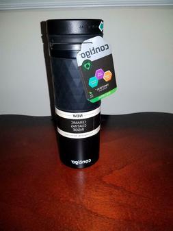 CONTIGO TWISTSEAL Travel Mug - 16 oz - Brand New