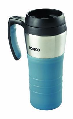 Copco 16-Ounce Urban Travel Mug, Blue