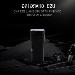 USB Charge Electric Heating Cup Car Travel Coffee Tea Maker
