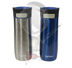 Contigo Vacuum-Insulated AUTOSEAL Travel Mugs  Hot Cold