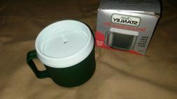VINTAGE Aladdin Stanley Insulated Travel Mug 12oz Green NEW