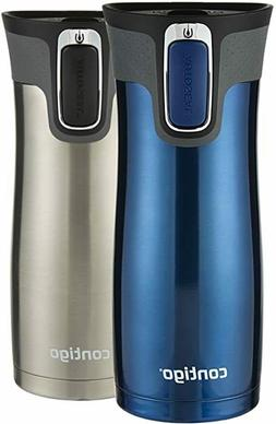 Contigo West Loop Autoseal Stainless Steel Travel Mug 16oz
