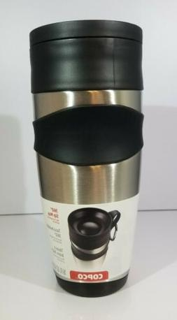 Copco Xtreme Thermal Travel Mug with Clip, 16-Ounce, Black
