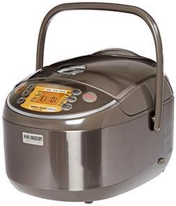 Zojirushi Induction Heating Pressure Rice Cooker & Warmer 1.